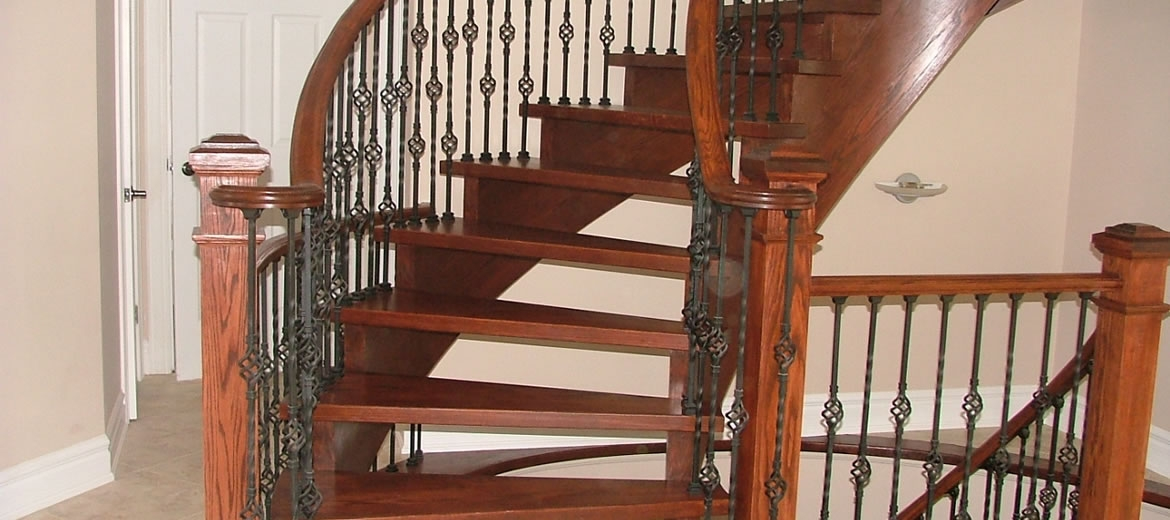 Should Painted Balusters Be Installed At The Same Time As The Stair Or  Later?