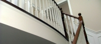 Victorian Stairs and Rails ; Features That Make Them Grand